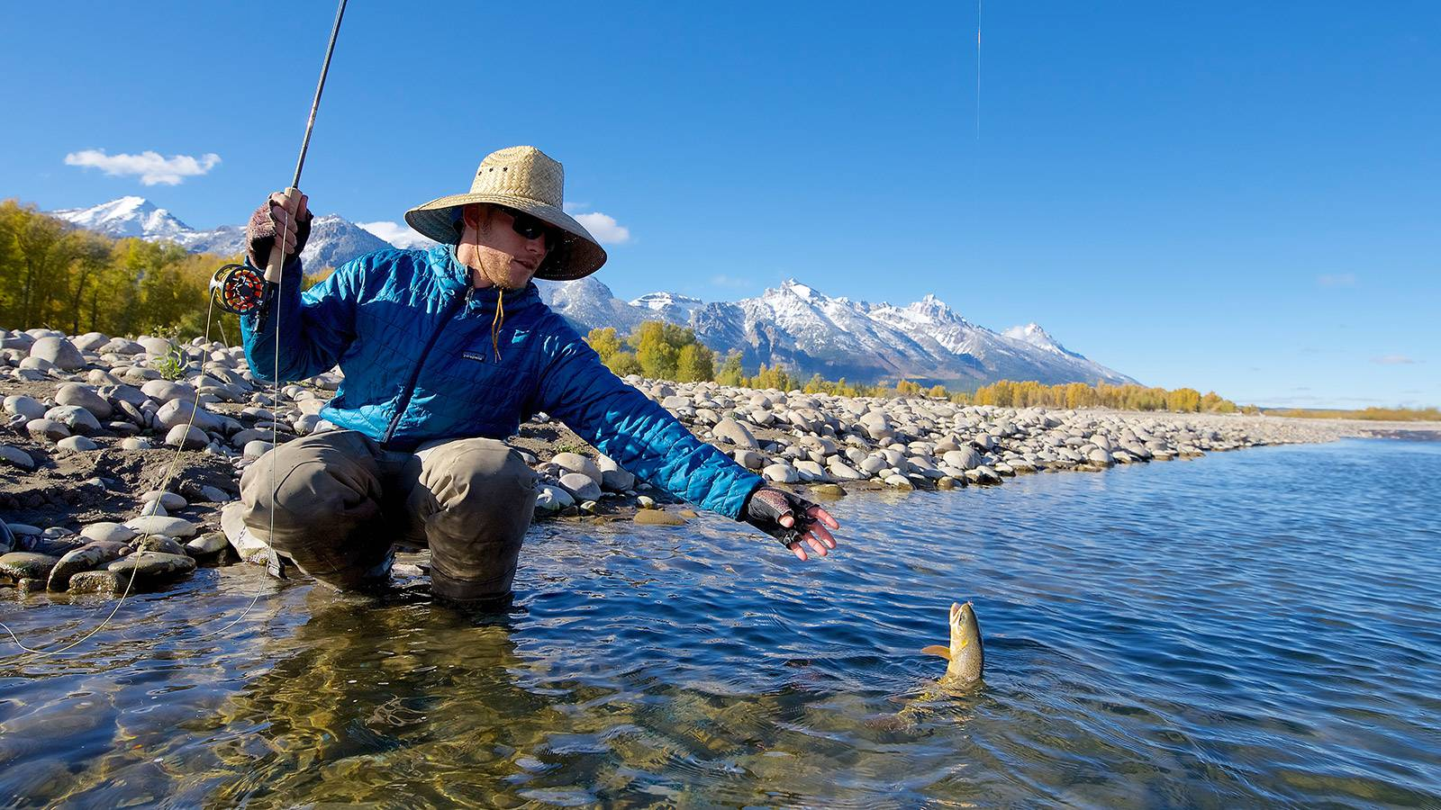 Jackson Hole Guided Fishing Trips And Tours