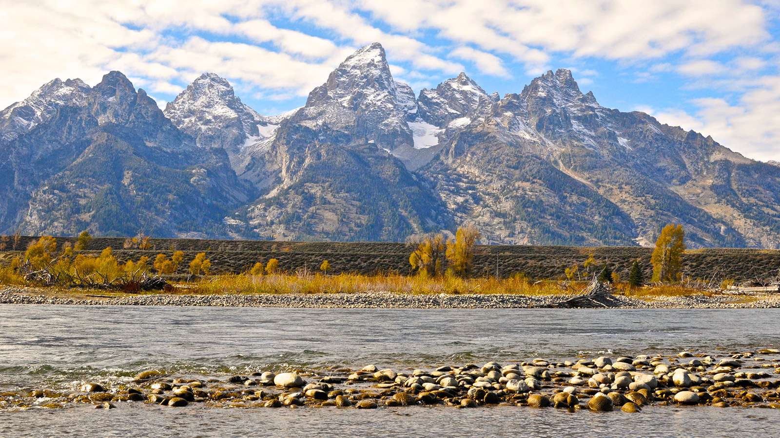 Jackson Hole Fly Fishing snake river float trip