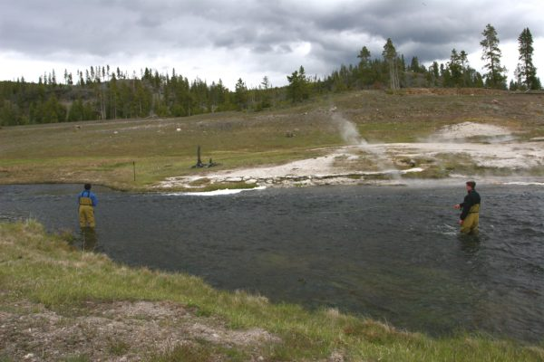 Day trips from Jackson Hole firehole river