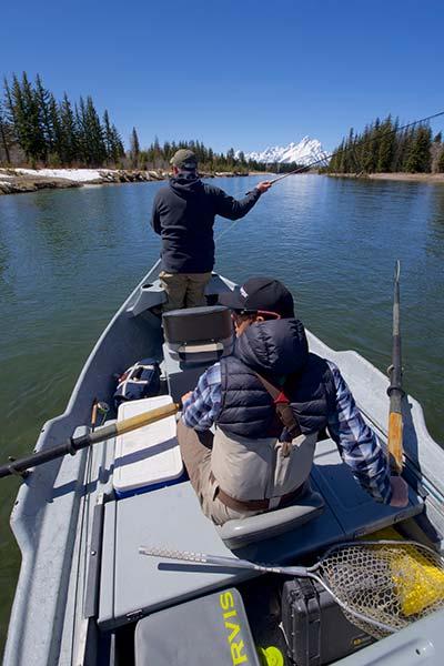 Jackson Hole Fly Fishing